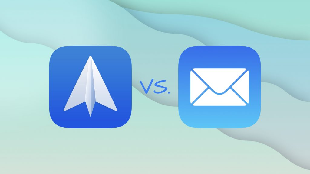 Spark vs. Apple Mail